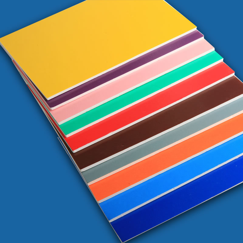 5mm 10mm Colorful Paper Foam Sheet for Advertising